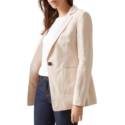 HOBBS LONDON Lillie Longline Jacket