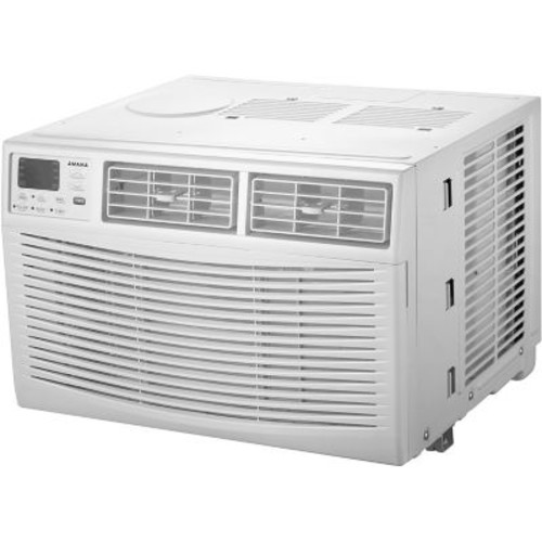 Amana Energy Star 10,000 BTU 115V Window-Mounted Air Conditioner with Remote Control (AMAP101BW)