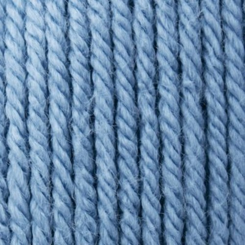 Canadiana Yarn, Solids-Medium Water Blue