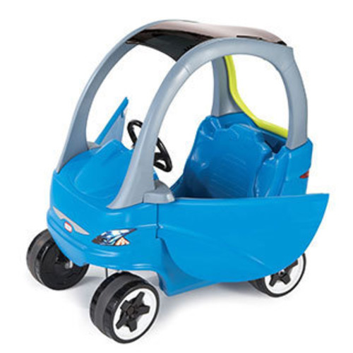Little Tikes Bicycles, Ride-On Toys & Scooters Little Tikes Patrol Police Car Cozy Coupe
