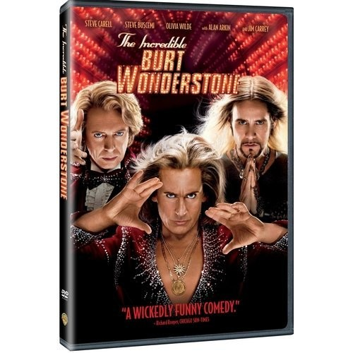 The Incredible Burt Wonderstone (DVD + UltraViolet) (Walmart Exclusive) (With INSTAWATCH)