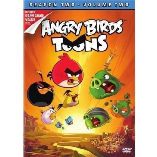 Angry Birds Toons: Season Two, Volume Two