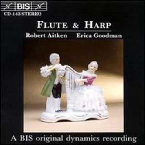 Flute & Harp (Audio CD)