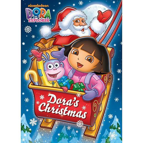 Dora the Explorer: Dora's Christmas DVD