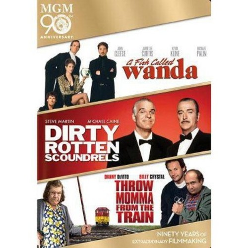 Fish Called Wanda / Dirty Rotten Scoundrels / Throw Momma from the Train