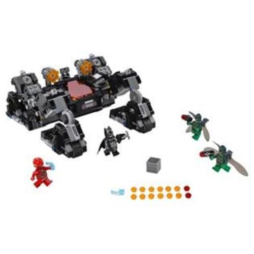 LEGO Knightcrawler Tunnel Attack Justic League Dc Comics Super Heroes