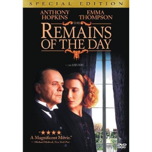 Remains of the day (DVD)