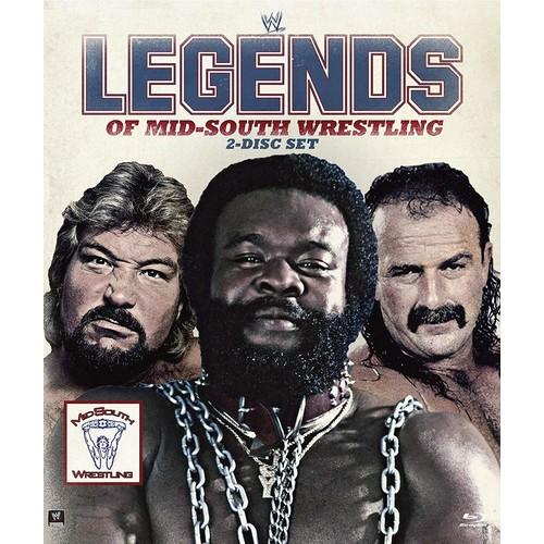 WWE: Legends of Mid - South Wrestling