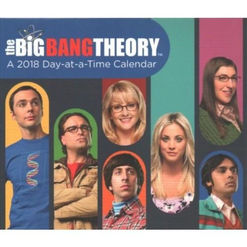 Big Bang Theory 2018 Calendar (Paperback)