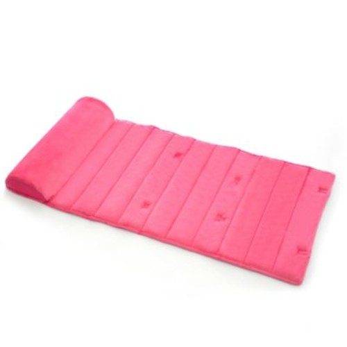 My First Toddler Nap Mat in Pink