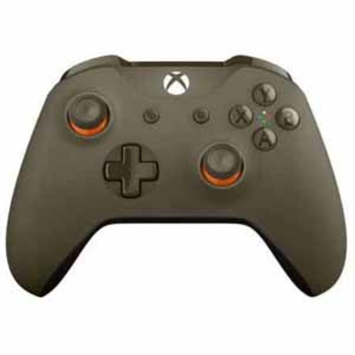 Microsoft Xbox Wireless Controller - Green/Orange
