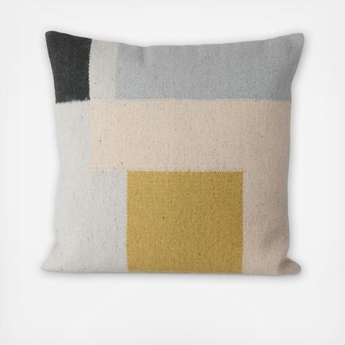 Squares Kelim Cushion