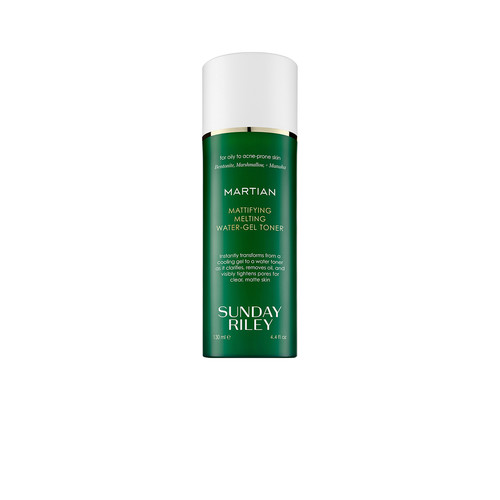 Sunday Riley Martian Mattifying Melting Water-Gel Toner in