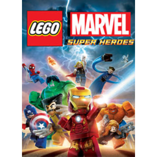 LEGO Marvel Super Heroes [Digital]