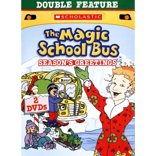 The Magic School Bus: Season's Greetings [2 Discs] [DVD]