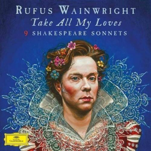 Take All My Loves: 9 Shakespeare Sonnets [LP] - VINYL