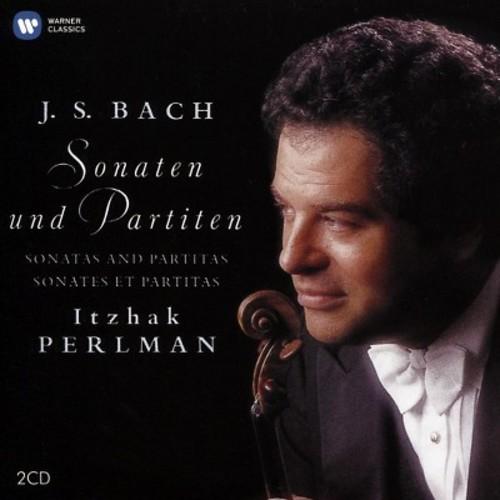 Itzhak Perlman - Bach: Complete Sonatas & Partitas