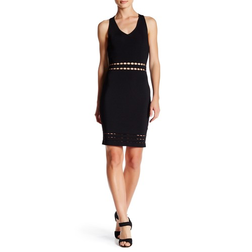 REBECCA MINKOFF Charly Cutout Bodycon Dress