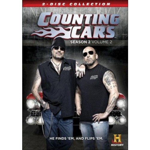 Counting cars:Season 2 vol 2 (DVD)