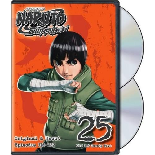Naruto Shippuden Uncut Set 25 (DVD)
