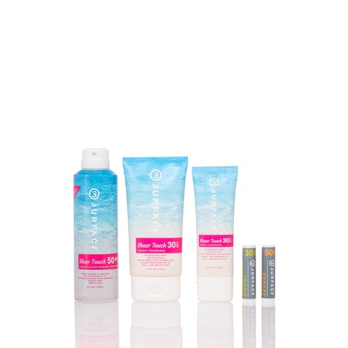 Sheer Touch Ultimate Bundle 5-Piece Set