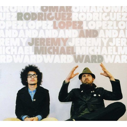 Omar Rodriguez-Lopez & Jeremy Michael Ward [CD]