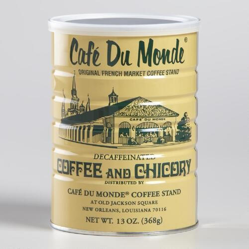 Cafe Du Decaf Ground Coffee