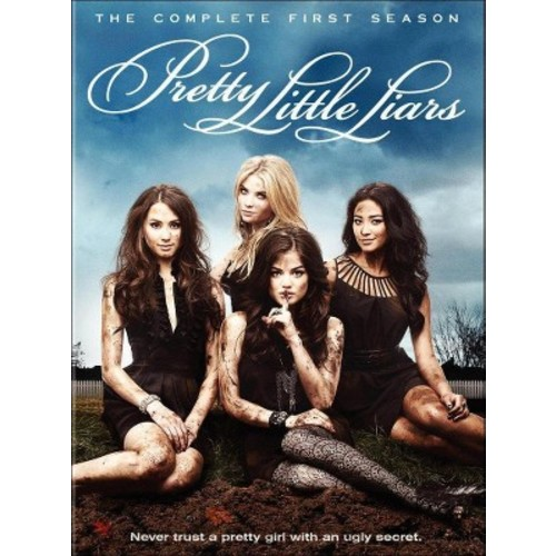 Pretty Little Liars: The Complete First Season (DVD) [Pretty Little Liars: The Complete First Season DVD]