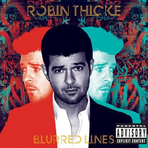 Blurred Lines [Bonus Track] [CD] [PA]