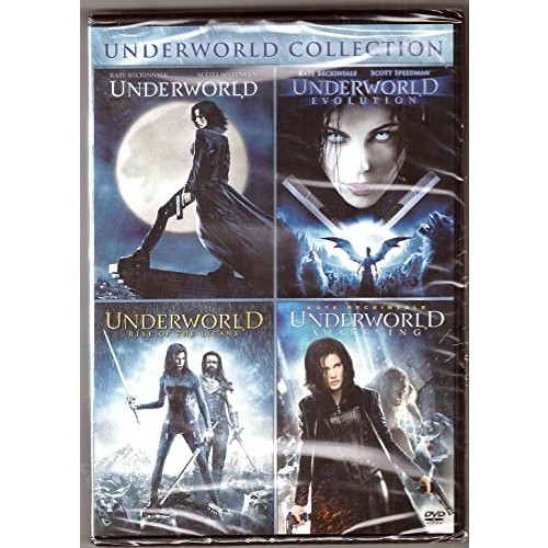 Underworld 2003 Underworld: Evolution - Vol / Underworld Awakening / Underworld: Rise of the Lycans - Vol - Set