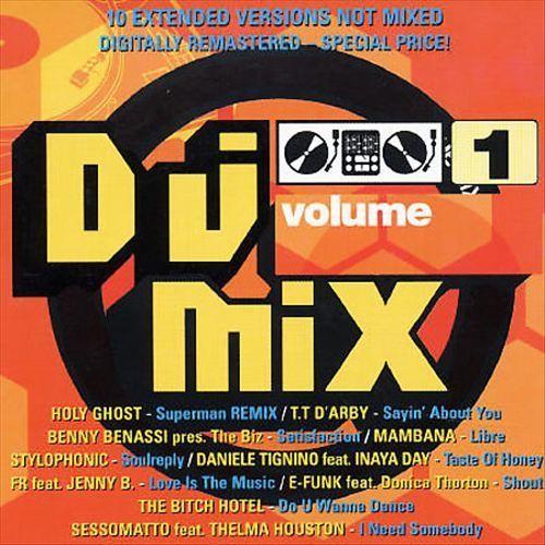 DJ Mix, Vol. 1 [CD]