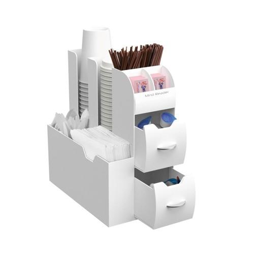 Mind Reader 'Organizer' 10-Compartment Coffee Condiment Organizer, 11