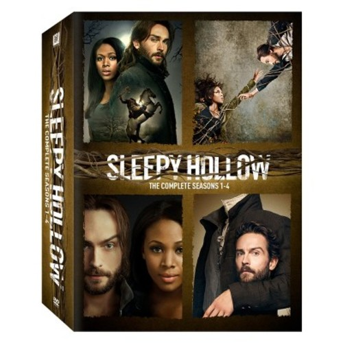 Sleepy Hollow Complete Series (DVD)