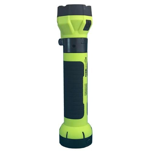 Mobile Power Lightbolt Max Cordless Rechargeable Multi-Function Work Light, Green