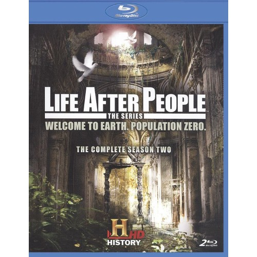 Life After People: The Series - The Complete Season Two [2 Discs] [Blu-ray]