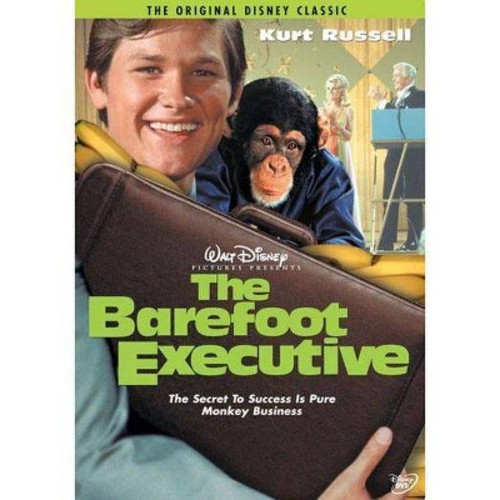 The Barefoot Executive DD1