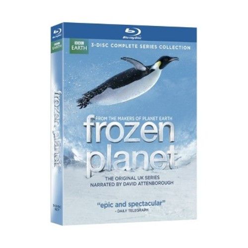 Frozen Planet: The Complete Series [3 Discs] [Blu-ray]