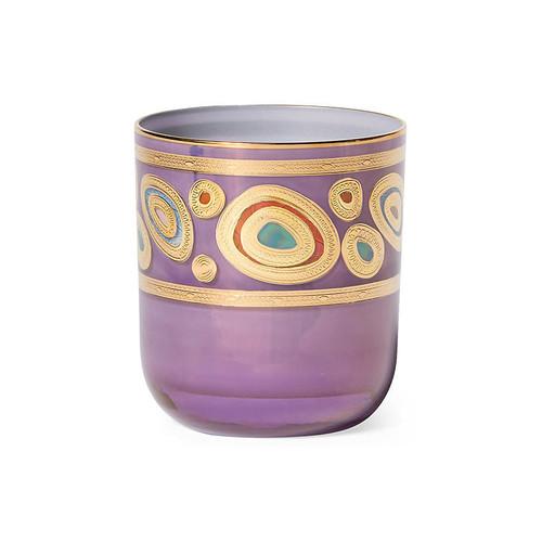 Regalia DOF Glass, Purple/Multi
