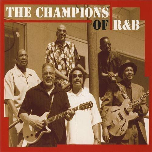 The Champions of R&B [CD]