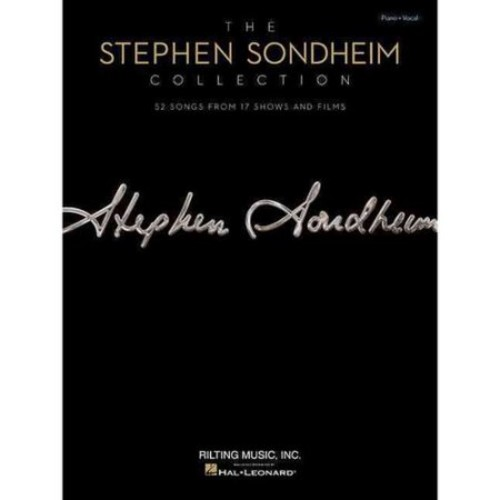 The Stephen Sondheim Collection: 52 Songs from 17 Shows and Films
