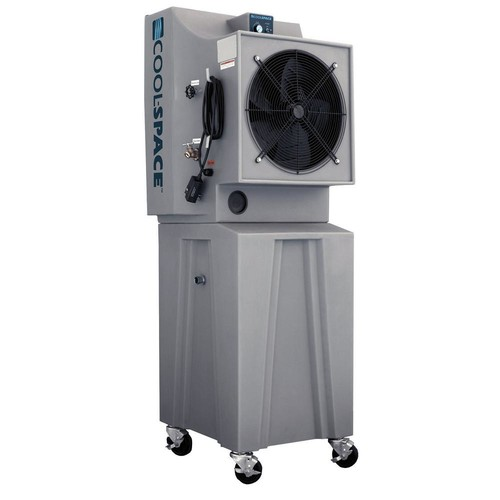 Cool-Space Glacier18TB 2825 CFM 12-Speed Portable Evaporative Cooler for 1200 sq. ft.