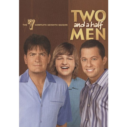 Two and a Half Men: The Complete Seventh Season [3 Discs] [DVD]