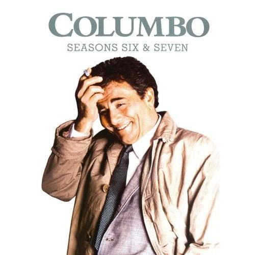 Columbo: Seasons Six & Seven [3 Discs] [DVD]