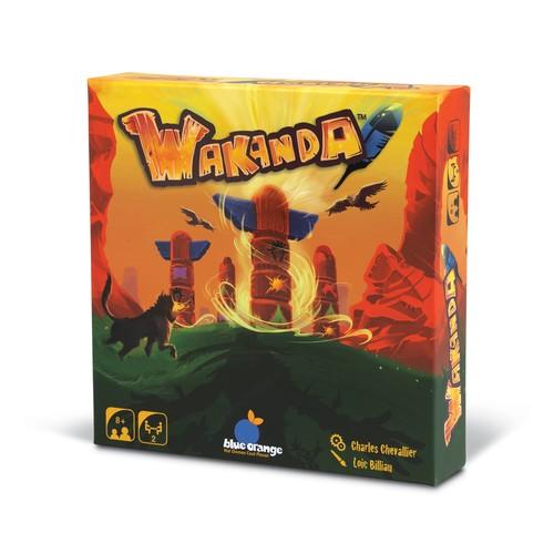 Blue Orange Games Wakanda