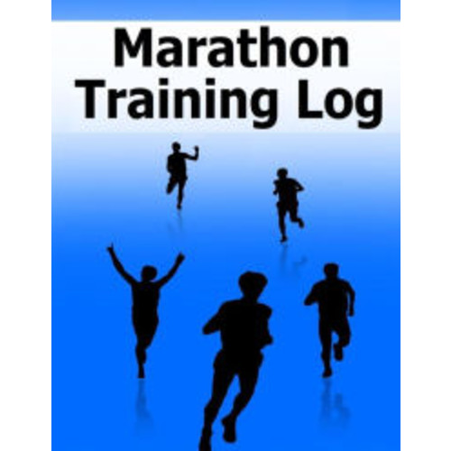 Marathon Training Log: Track detailed running data for Marathon training in this log. Monitor your progress to help achieve your training and marathon goals.