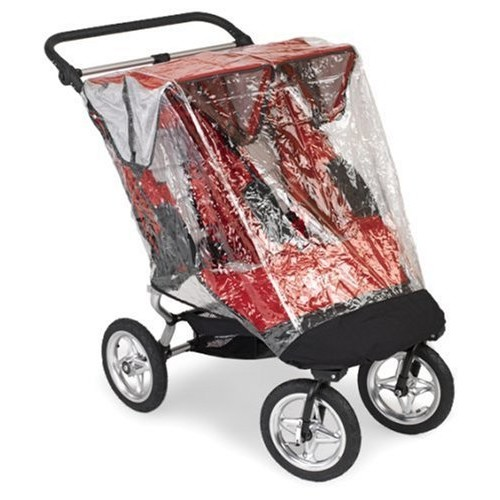 Baby Jogger City Mini Double Stroller Rain Canopy (Discontinued by Manufacturer)