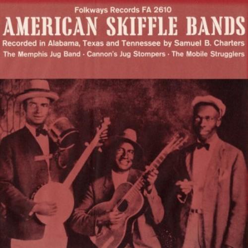 American Skiffle Bands [CD]