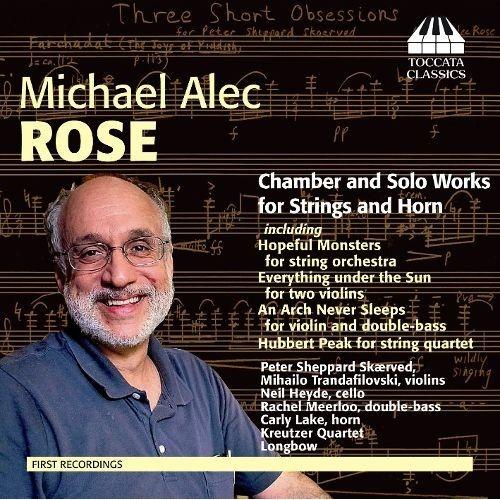 Music For Strings & Horn-CD