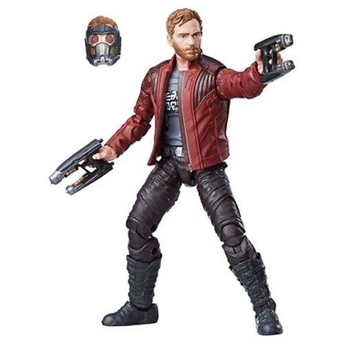 Marvel Guardians of the Galaxy Star-Lord Legends Series Action Figure 6