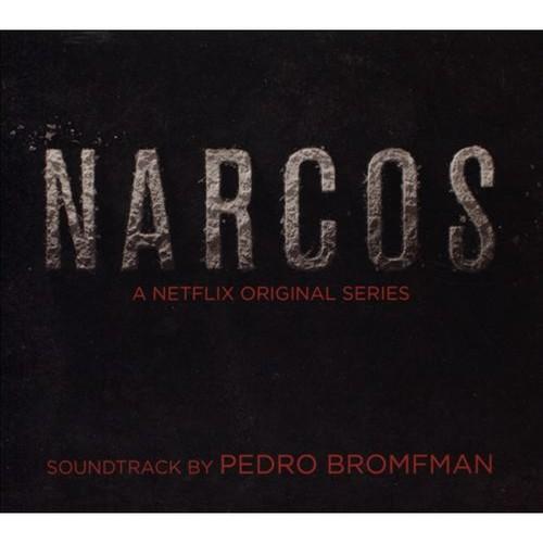 Narcos: A Netflix Original Series [Original Soundtrack] [CD]